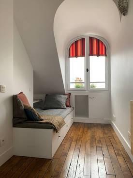 Vente chambre 9m² Paris 6E - 170.000€