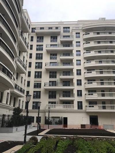 Location studio 25 m² Levallois-Perret (92300) - 930 €