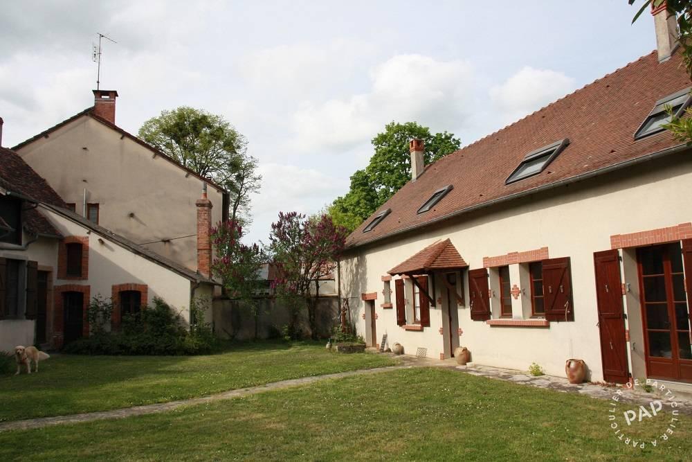 Vente Maison Cluis (36340)