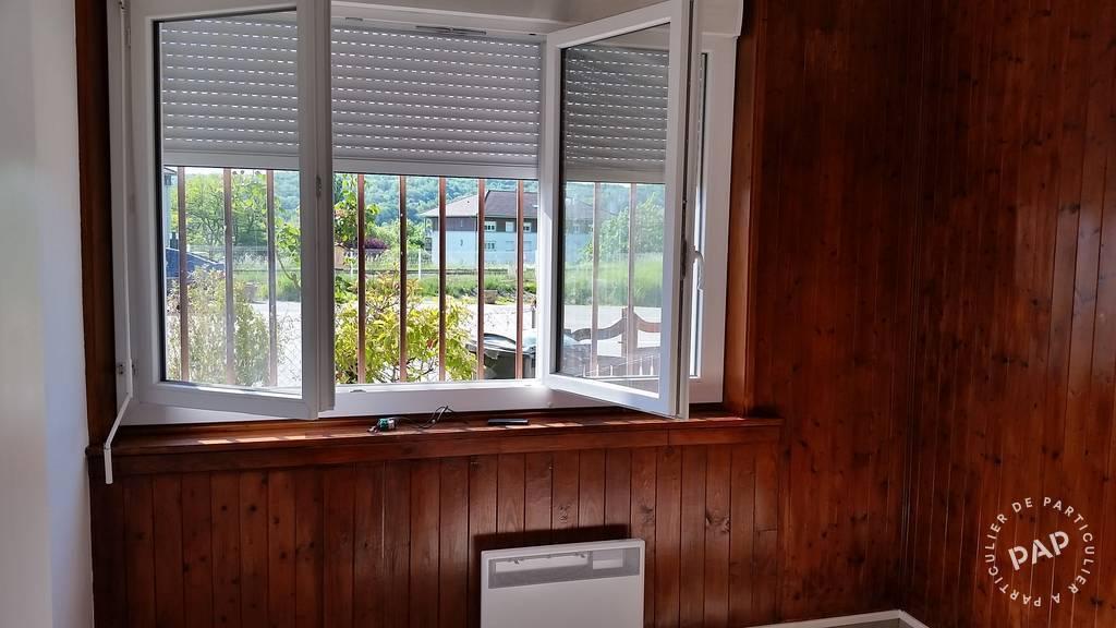 Appartement 1.025€ 52m² Pougny (01550)