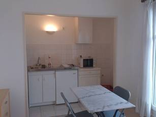 Location meublée appartement 25m² Mantes-La-Jolie (78200) - 550€