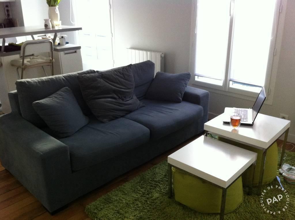 location meubl e appartement 2 pi ces 36 m levallois perret 92300 36 m de. Black Bedroom Furniture Sets. Home Design Ideas