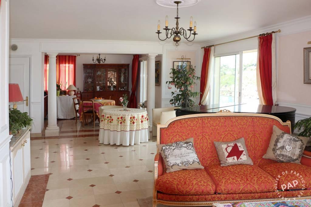 vente maison 180 m theoule sur mer 06590 180 m de particulier. Black Bedroom Furniture Sets. Home Design Ideas