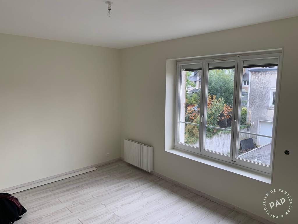 location meubl e maison 86 m le mans 72 86 m 825 e de particulier particulier pap. Black Bedroom Furniture Sets. Home Design Ideas