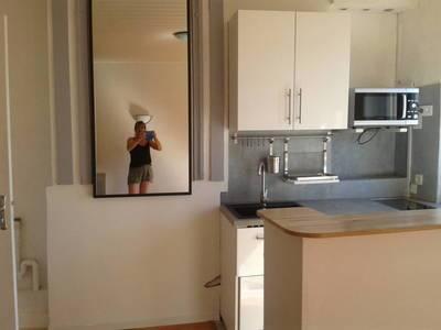 Location studio 22m² Toulouse (31) - 455€