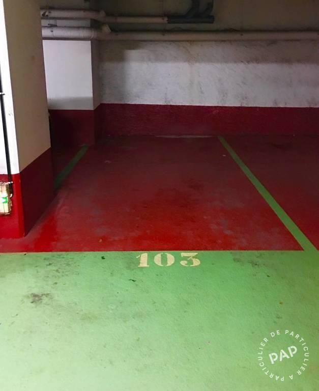 location garage parking issy les moulineaux 92130 85 e de particulier particulier pap. Black Bedroom Furniture Sets. Home Design Ideas