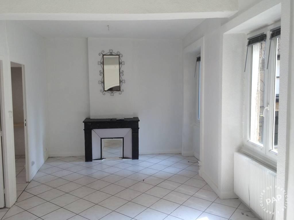 location appartement 3 pi ces 60 m saint etienne 42 60 m 530 e de particulier. Black Bedroom Furniture Sets. Home Design Ideas