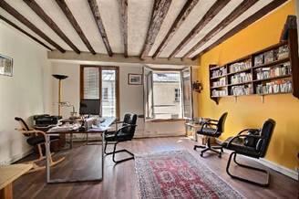 Bureaux, local professionnel Paris 11E - 20m² - 967€