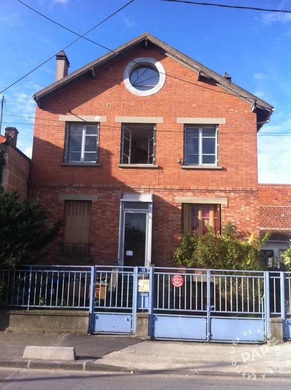 Location Maison studio Saint-Denis (93)