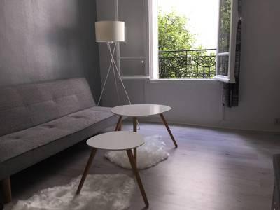 Location meublée studio 29m² Boulogne-Billancourt (92100) - 890€