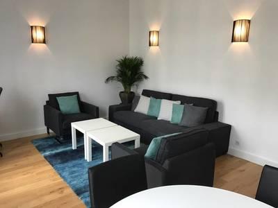 Location meublée appartement 2pièces 42m² Paris 5E - 1.800€