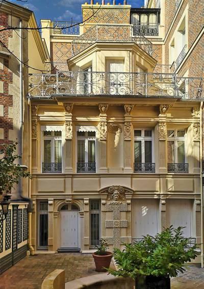 Location meublée appartement 4pièces 91m² Paris 7E (75007) - 3.470€