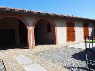 Location maison 140m² Toulouse (31) - 1.500€