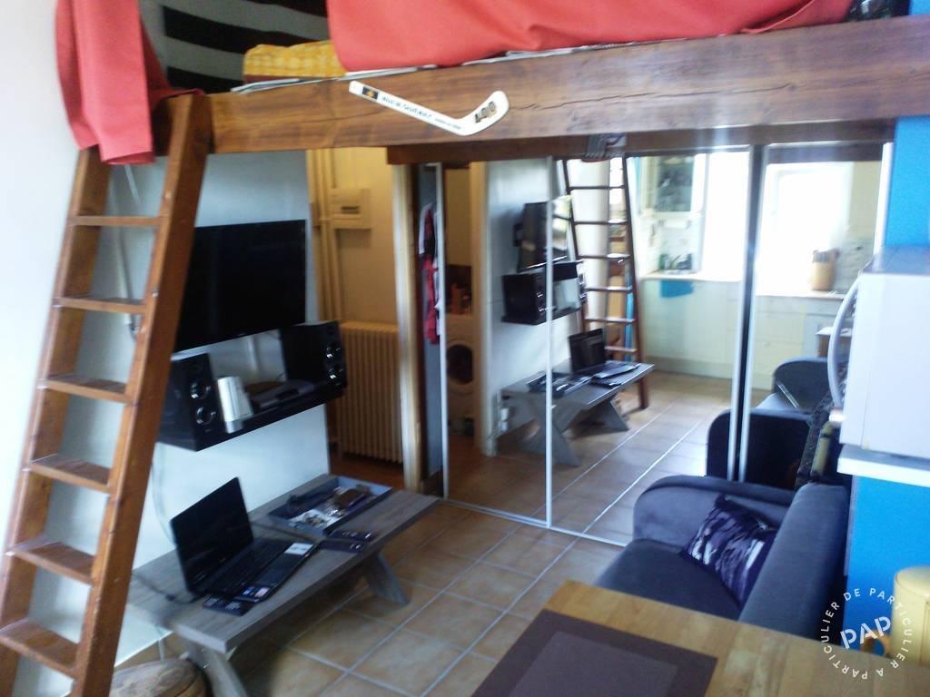 location studio 18 m rouen 76 18 m 480 e de particulier particulier pap. Black Bedroom Furniture Sets. Home Design Ideas
