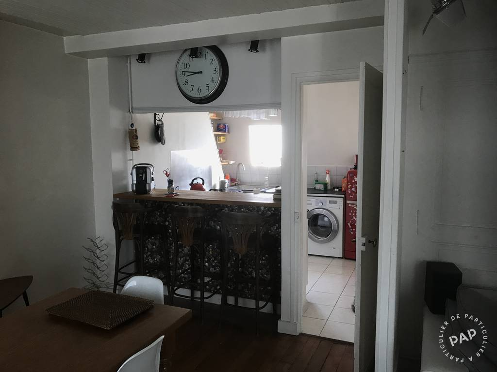 Location Appartement Paris 5E