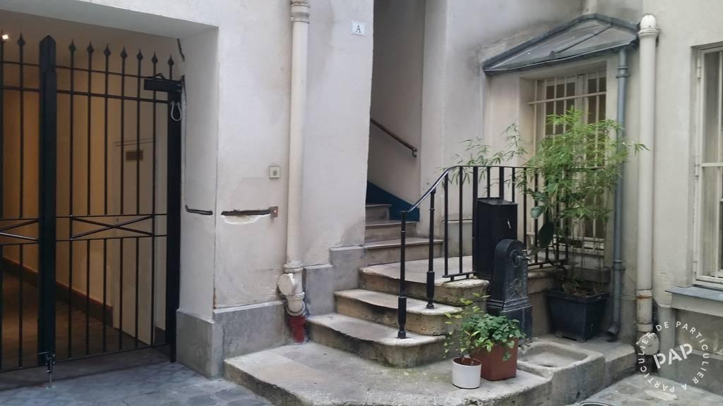 Immobilier Paris 6E 1.200€ 23m²