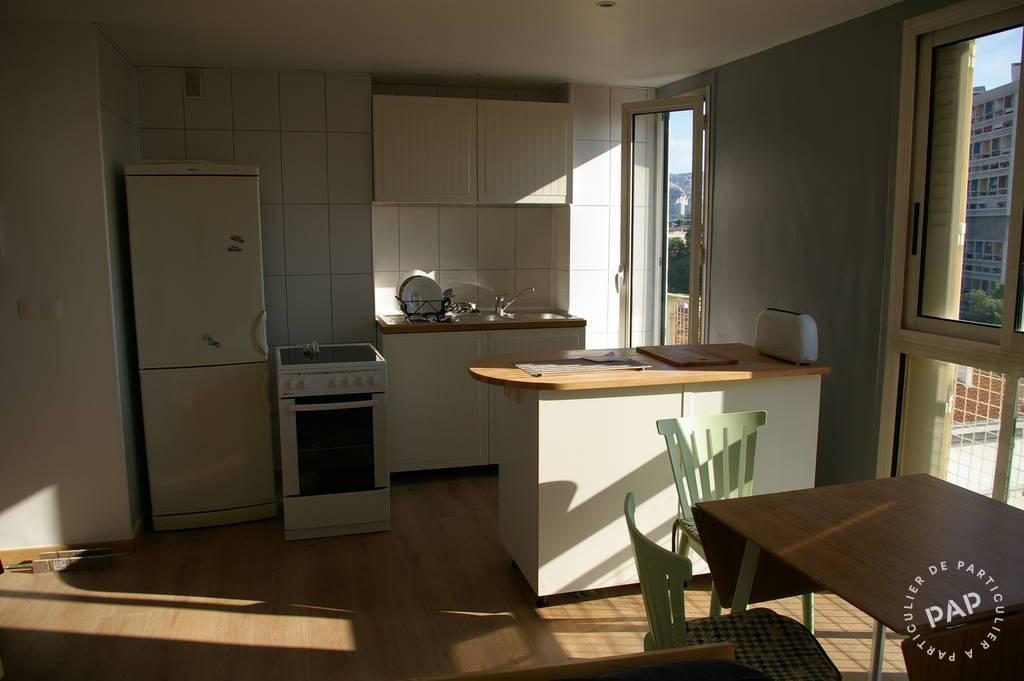 Location meubl e chambre 9 m marseille 9e 9 m 320 e - Location chambre marseille particulier ...
