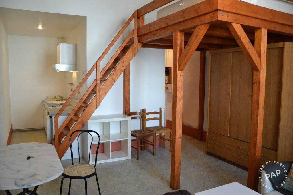 Location meubl e studio 30 m grenoble 38 30 m 459 for Location meublee grenoble