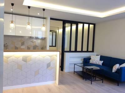 Location meublée appartement 2pièces 35m² Paris 1Er - 1.780€