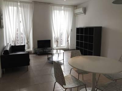 Location meublée appartement 2pièces 40m² Marseille 5E - 760€