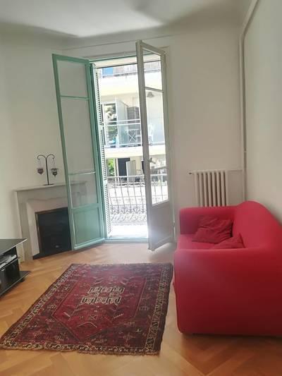 Location meublée appartement 3pièces 64m² Nice (06) - 1.100€