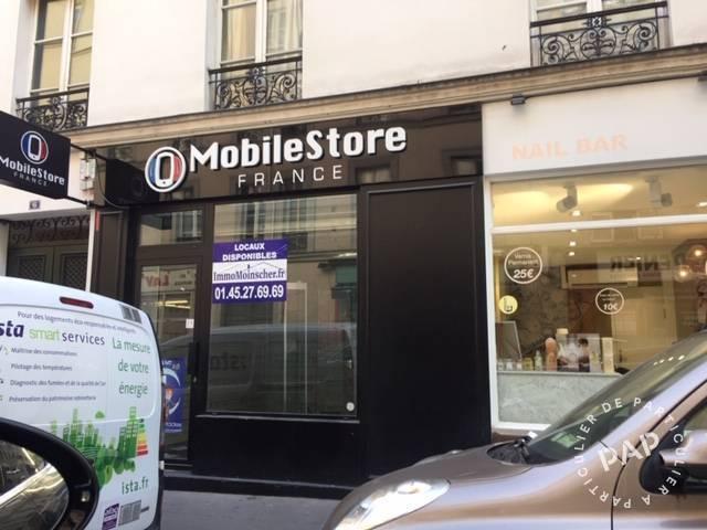 Vente et location Local commercial Paris 17E 14m² 1.490€