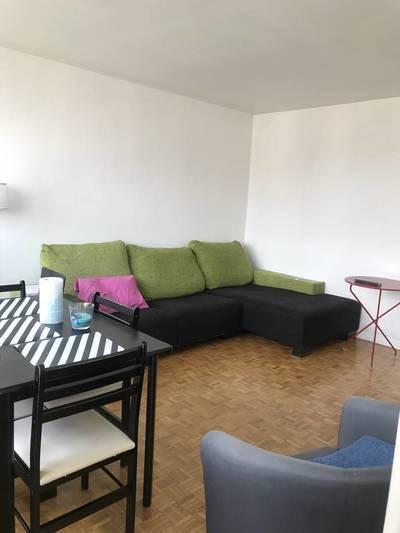 Location meublée appartement 4pièces 80m² Chatillon (92320) - 1.600€