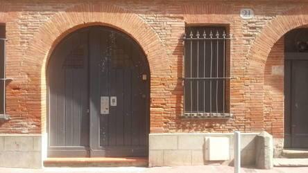 Location meublée studio 22m² Toulouse (31) - 510€