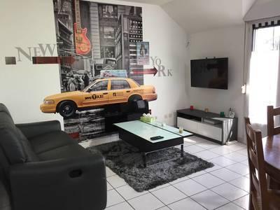 Location meublée appartement 3pièces 73m² Moussy-Le-Vieux (77230) - 850€