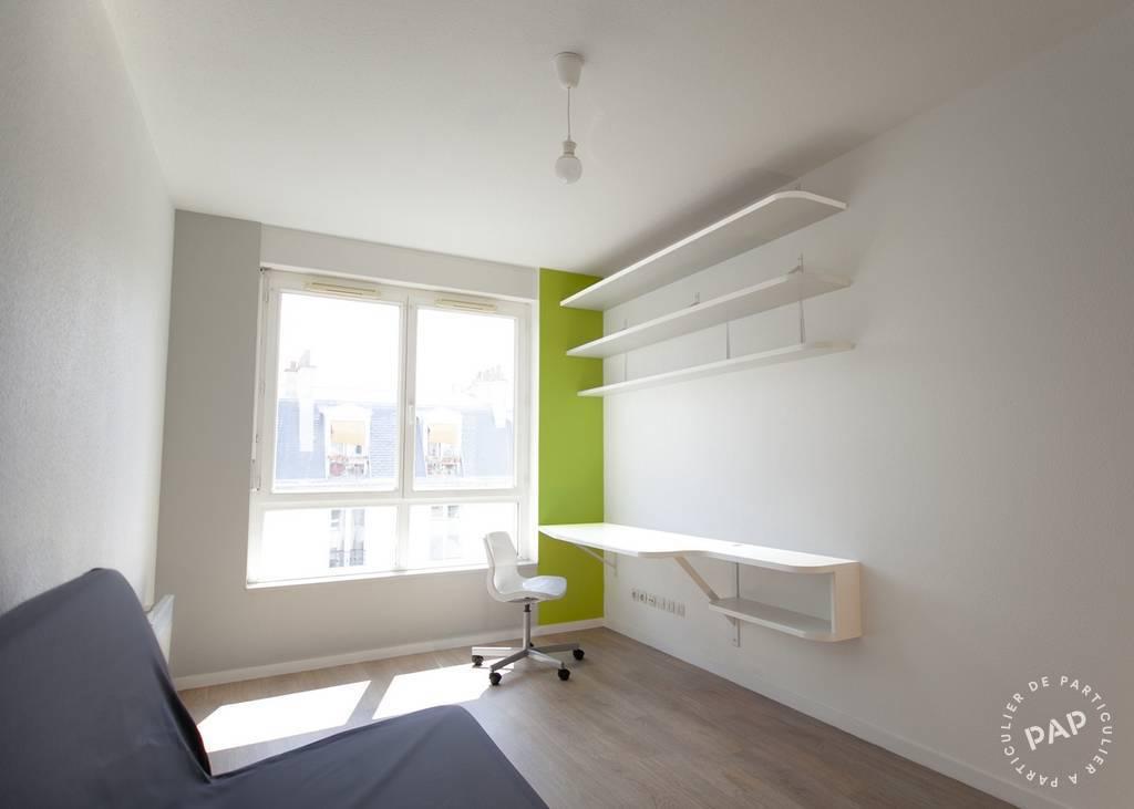 Location Appartement Paris 19E 18m² 745€