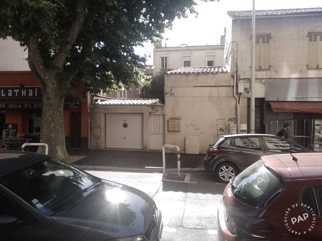 Location Appartement Avec Cour. Marseille 40m² 500€