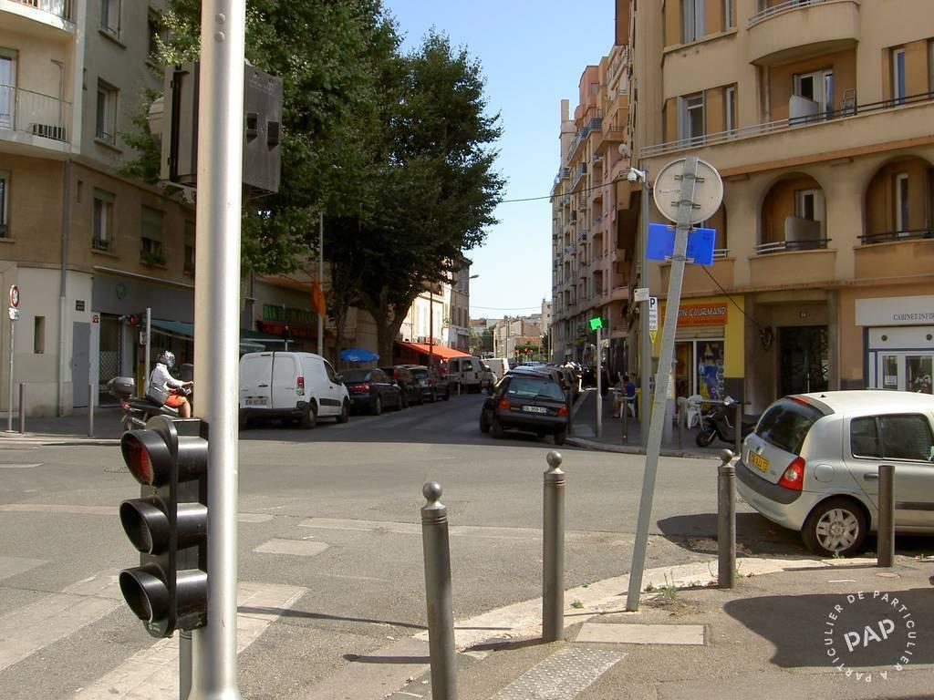 Location appartement 2 pièces Marseille 4e