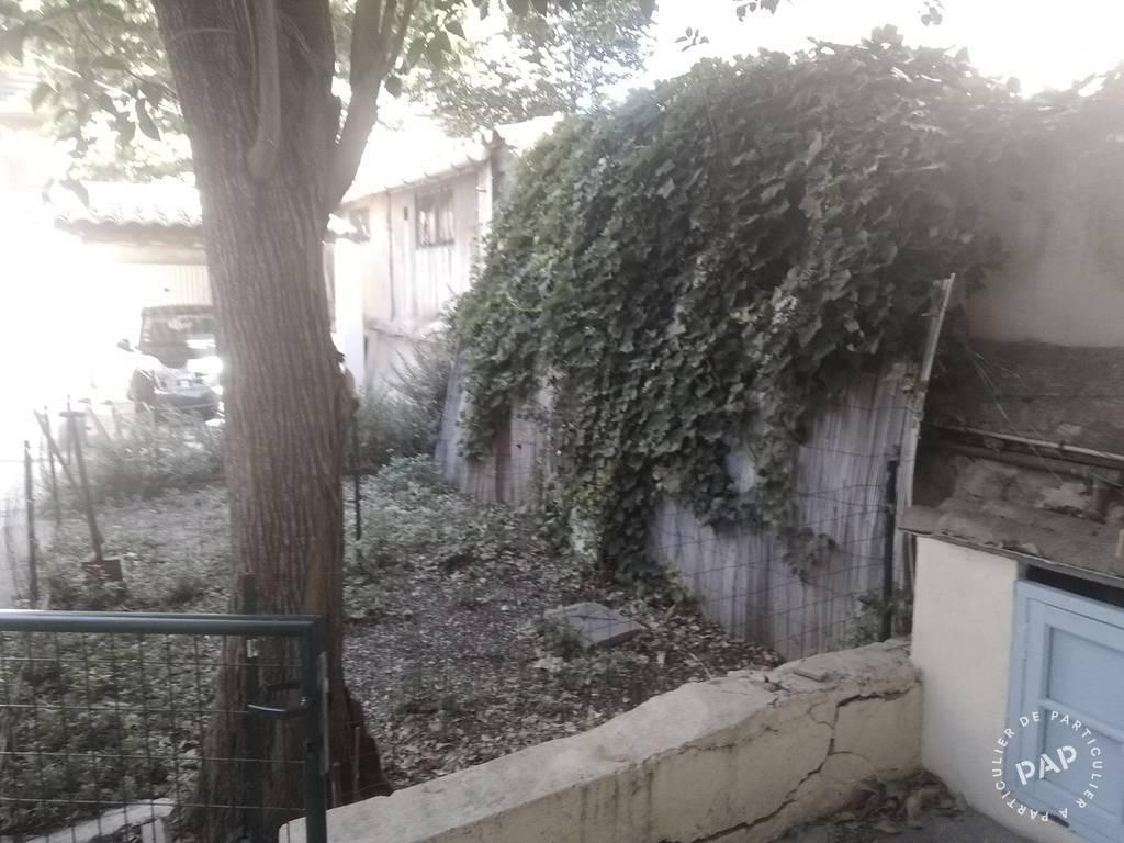 Location Appartement Avec Cour. Marseille