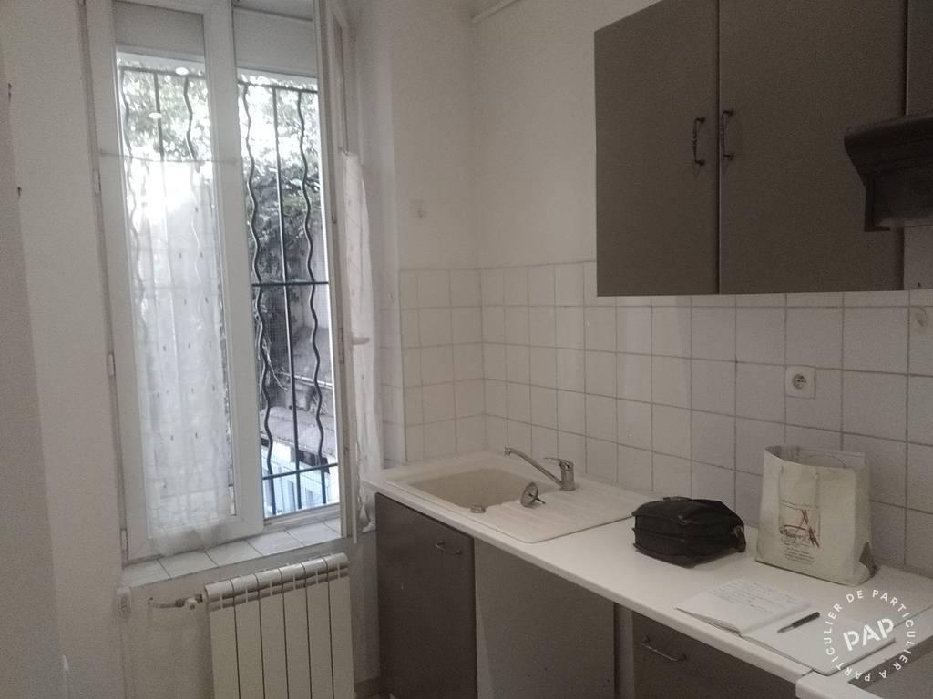 Appartement Avec Cour. Marseille 500€