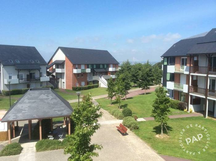 Appartement 100.000€ 36m² Honfleur (14600)