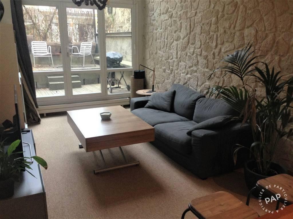 Location appartement 2 pièces Paris 13e