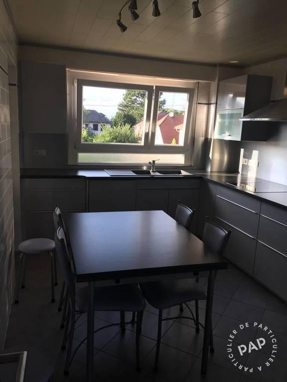 Location appartement 4 pi ces 96 m lingolsheim 67380 for Location garage lingolsheim