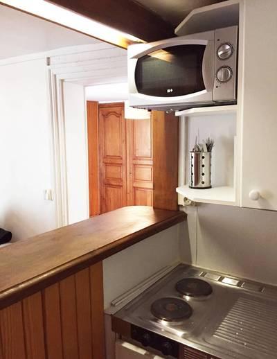 Location meublée appartement 2pièces 30m² Paris 6E - 1.180€