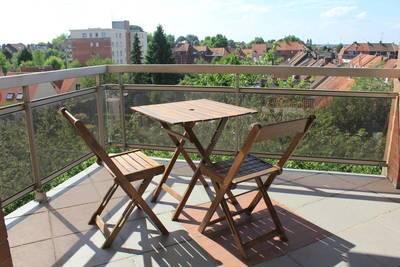 Location appartement 2pièces 56m² Croix (59170) - 700€