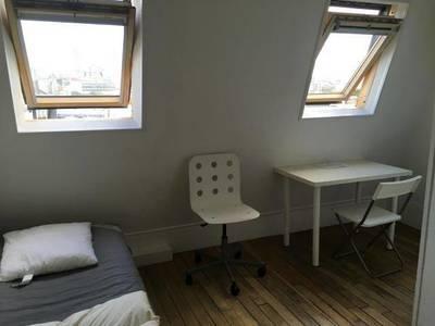 Location meublée studio 18m² Paris 5E - 980€