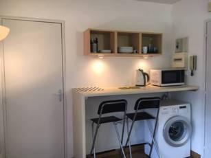 Location meublée studio 17m² Verrieres-Le-Buisson (91370) - 675€