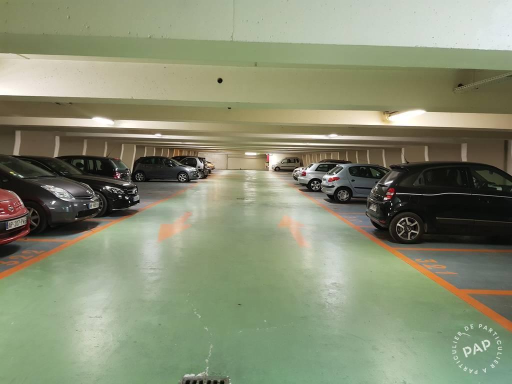 Location garage parking paris 6e 180 de particulier for Location garage 14