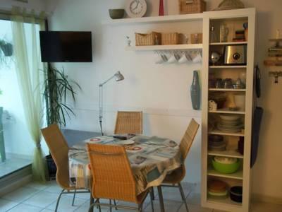 Location meublée appartement 2pièces 32m² Canet-En-Roussillon (66140) - 480€