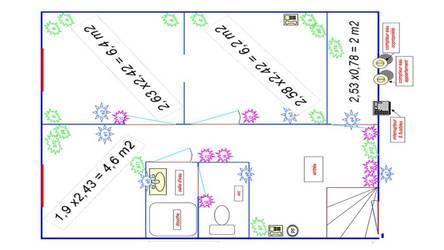 Location appartement 3pièces 28m² Enghien-Les-Bains (95880) - 700€