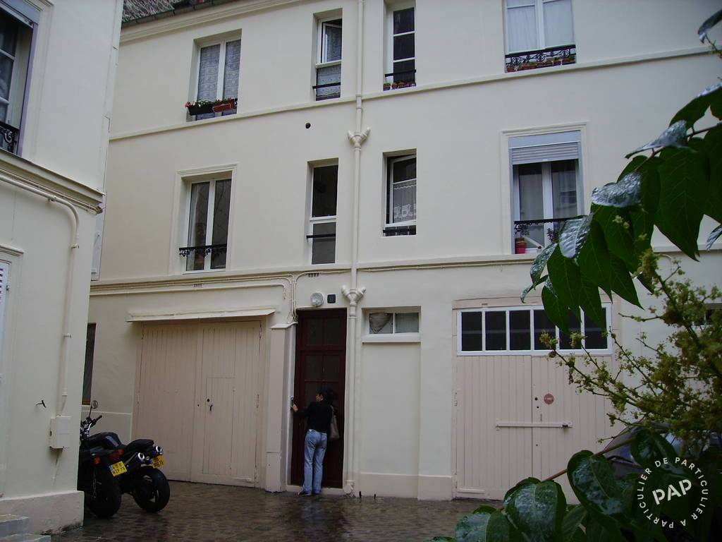 Location appartement studio Paris 13e