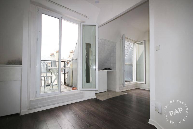 location studio 18 m paris 16e 18 m 720 e de particulier particulier pap. Black Bedroom Furniture Sets. Home Design Ideas
