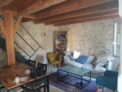 Location appartement 3pièces 70m² Joli Duplex  Rénové Centre Ville - 740€