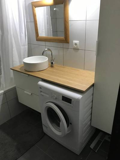 Location meublée appartement 2pièces 36m² Evry (91000) - 800€