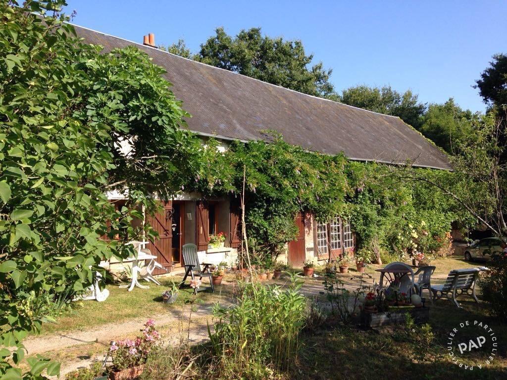 Vente Maison Poilly-Lez-Gien (45500) 88m² 149.000€