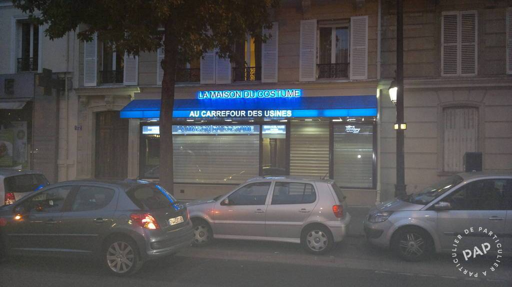 Vente et location Local commercial Neuilly-Sur-Seine (92200) 80m² 2.439.000€